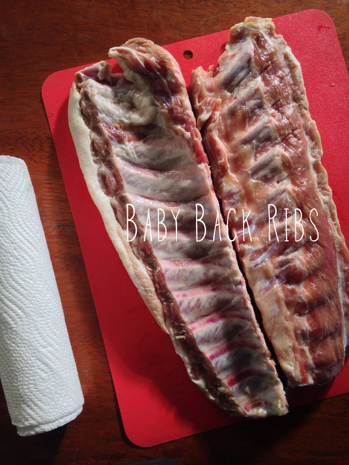 FTW! Blog, Guiltless Gourmand, Baby Back Ribs recipe, #howto, #independentliving