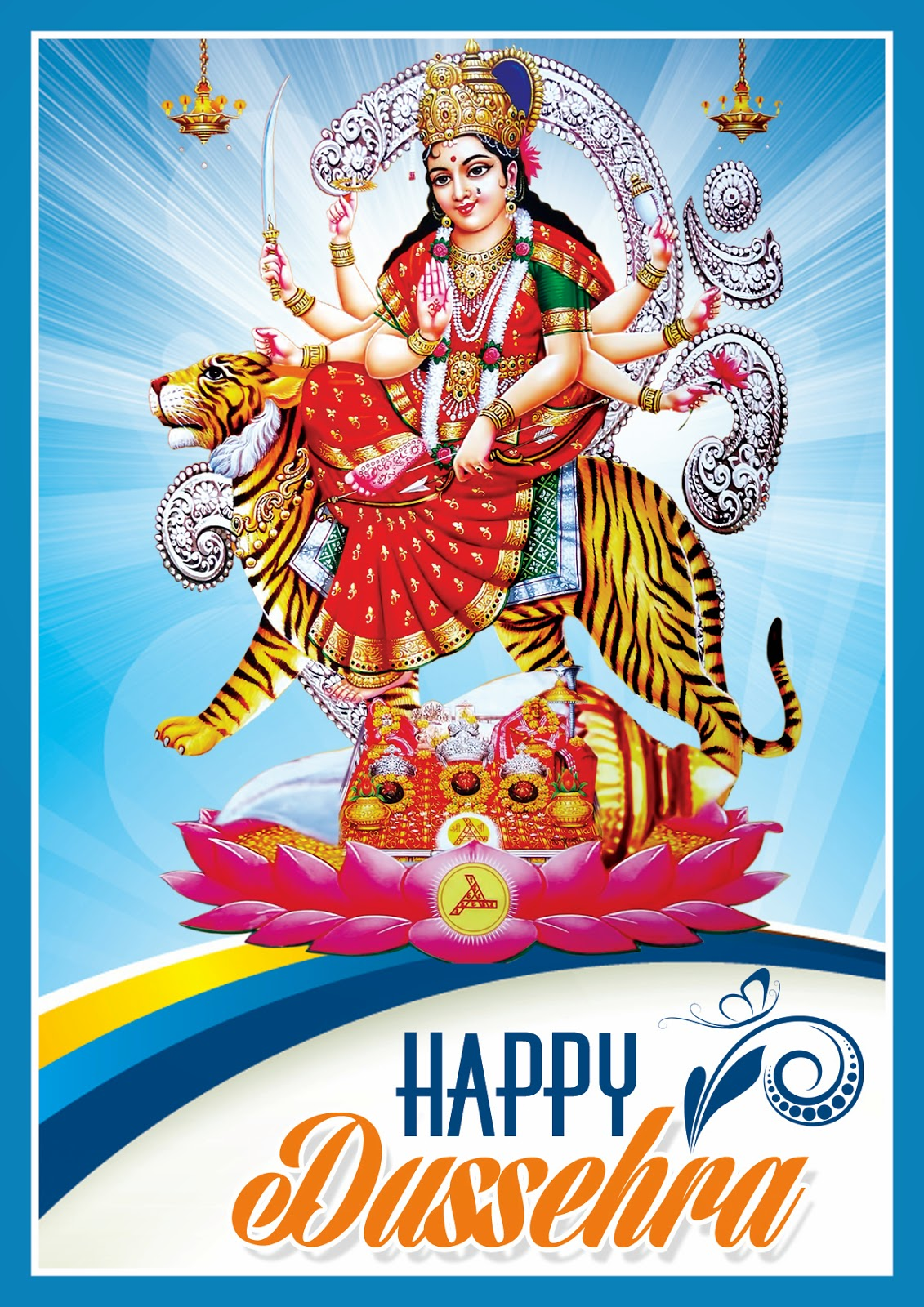 Happy dussehra durga pooja quotes and whishes naveengfx happy dussehra greetings ecards wishes quotes hd wallpapers for facebook m4hsunfo
