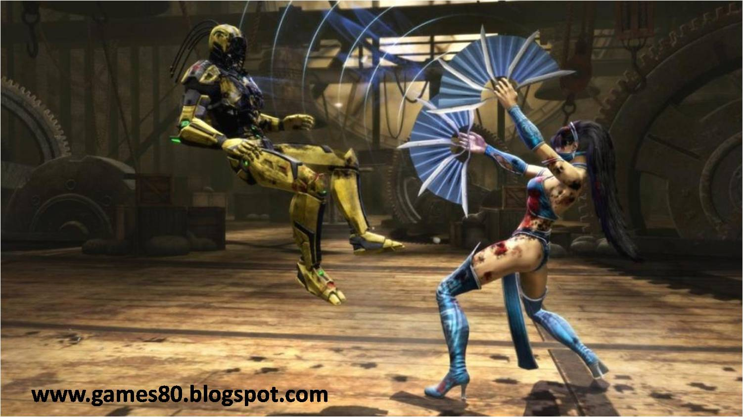 Mortal Kombat & Street Fighter the best fighting game series Ever ...