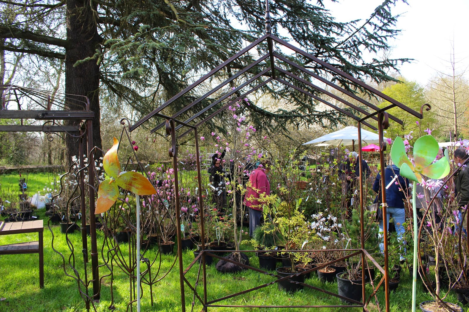 notre jardin secret st jean de beauregard 10 avril 2015
