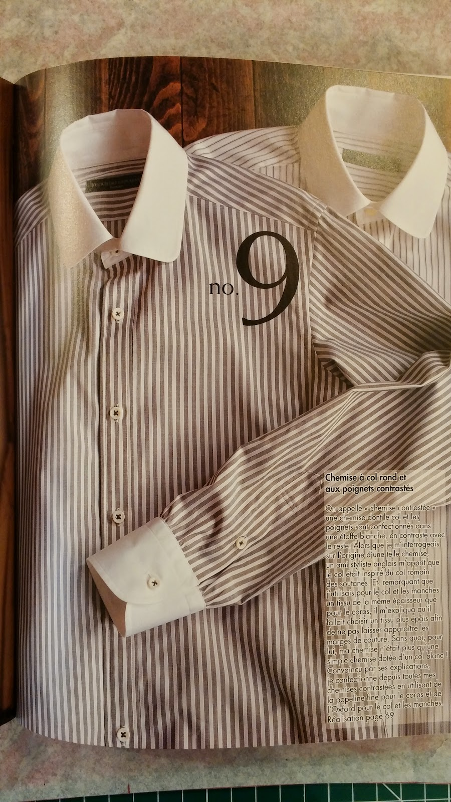 Male Devon Sewing Mens Shirt Complete Sew Along Tutorial