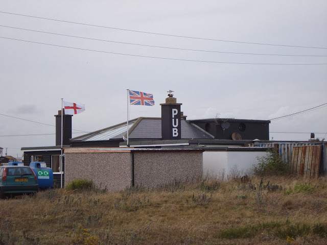 The pub at Dungeness