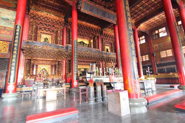 台灣宮廟網: 台南正統鹿耳門聖母廟