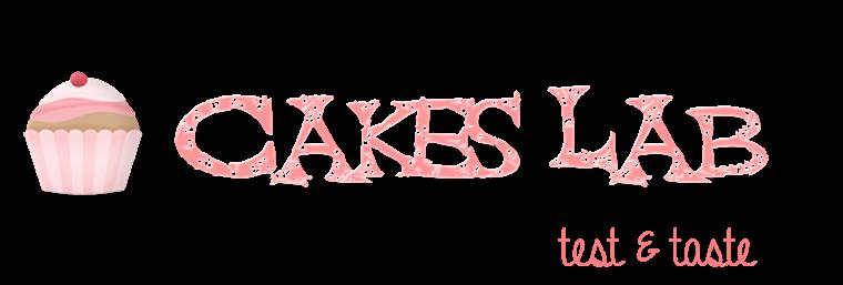 Cakes Lab Test&Taste