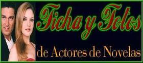 Ficha y Fotos de Actores