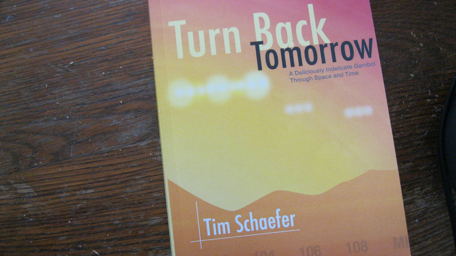 TIM'S NEW BOOK IS OUT--AVAILABLE FROM AMAZON.COM