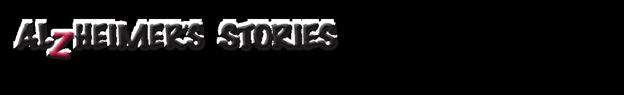 Alzheimer's Stories