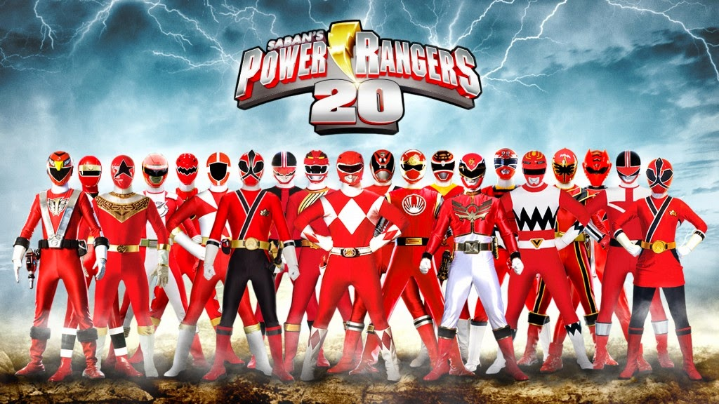 Power Rangers 20