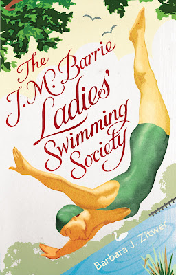 Book Review and Giveaway: The J.M. Barrie Ladies Swimming Society