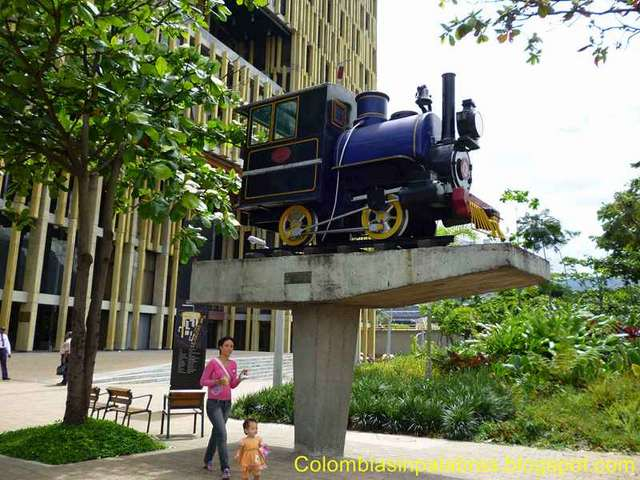 Locomotora Colombiana