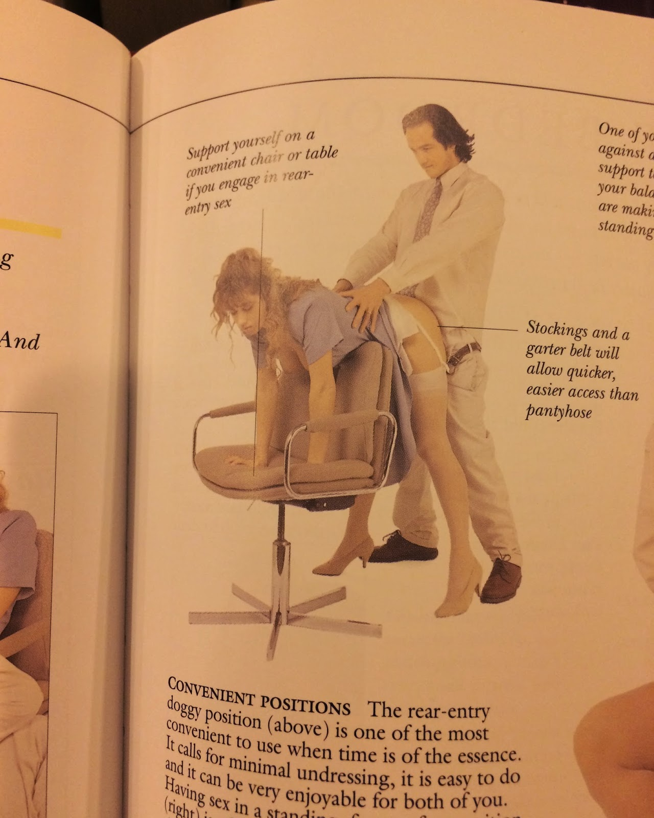 Office Sex Positions 106