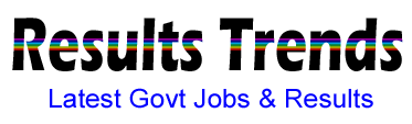 Latest govt Jobs Notification 2013 - 2014