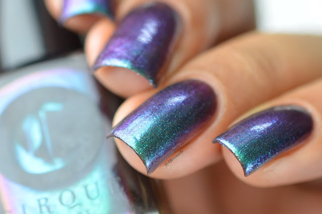 Cirque Colors Ghost in the machine