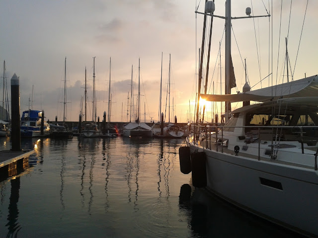 Sunset,RLYC,Malaysia,Yacht