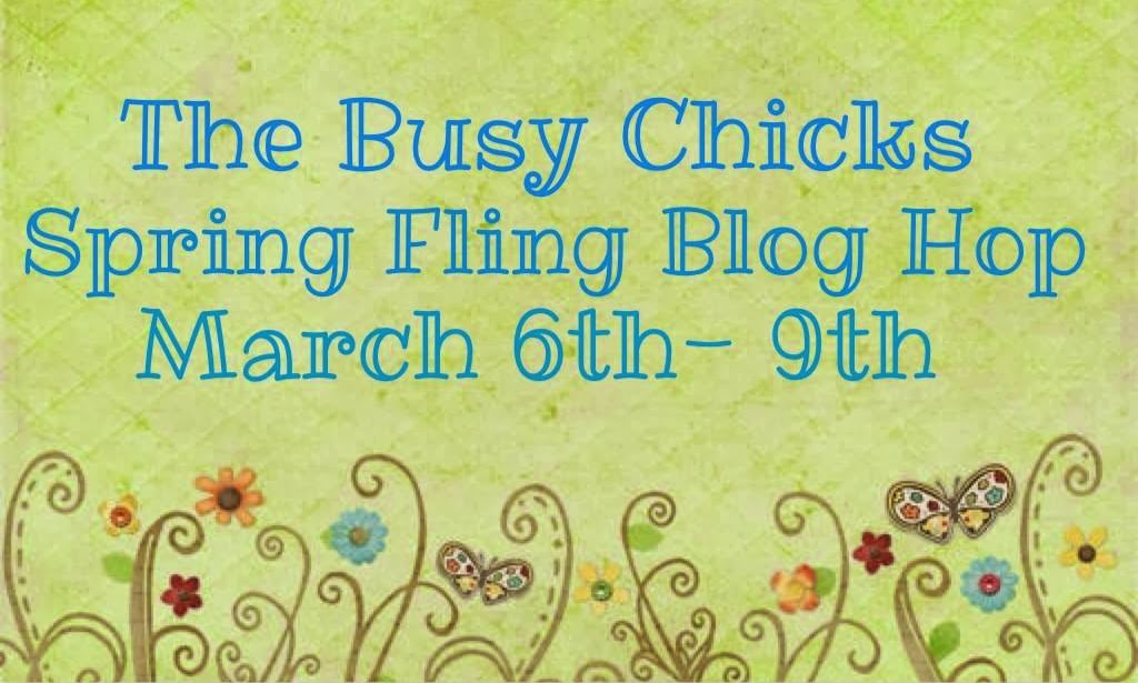 Busy Chicks Spring Fling Blog Hop