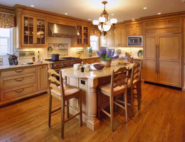 The granite gurus design style week 10 country kitchens