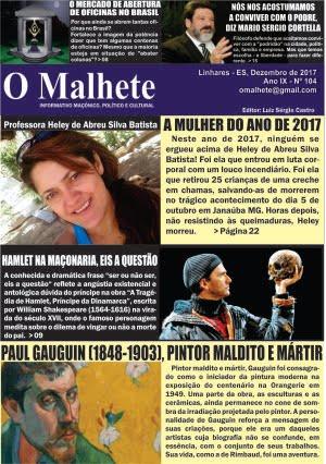 O MALHETE Nº 104