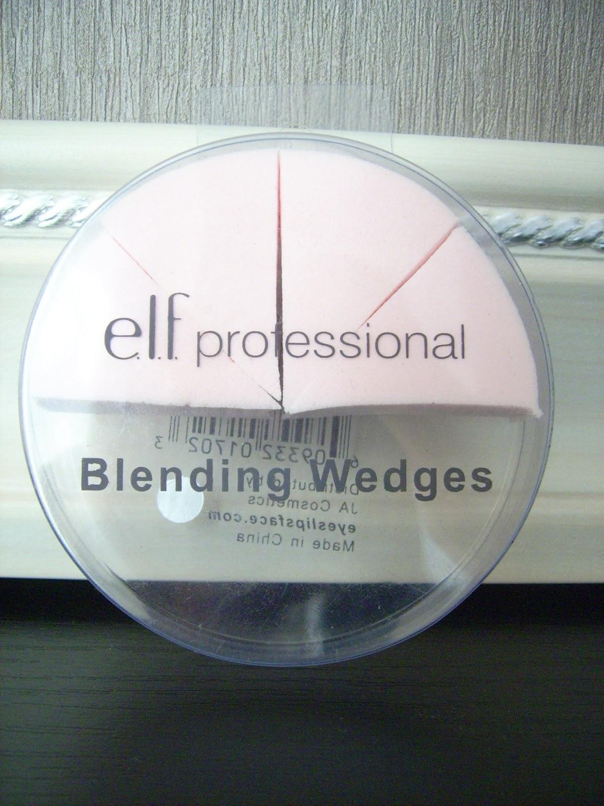 elf blending wedges