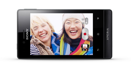 Sony Xperia™ miro (The fun social smartphone)