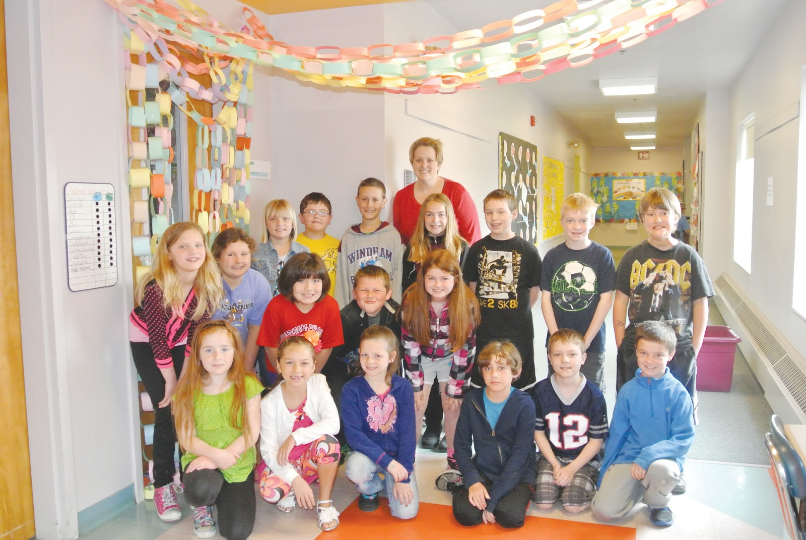 The Windham Eagle News: Primary School Playground penny drive a huge ...