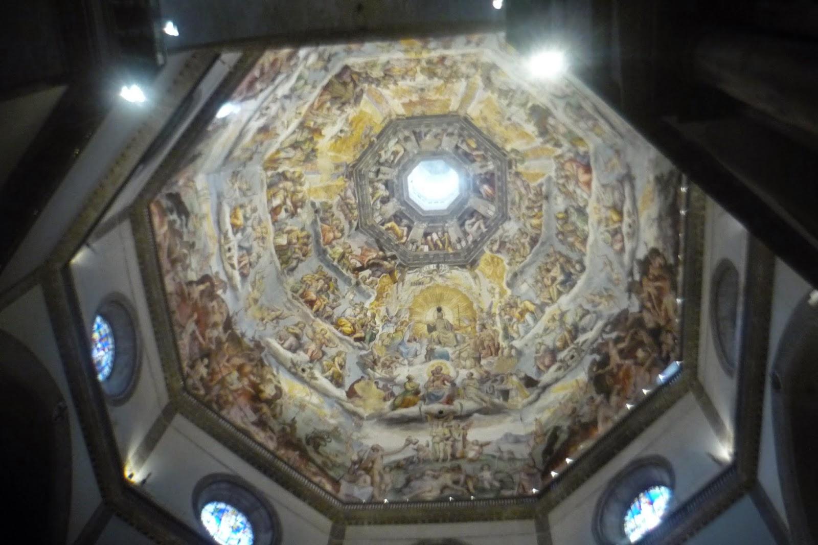 Cúpula (Duomo de Florencia) Beatriz 2010