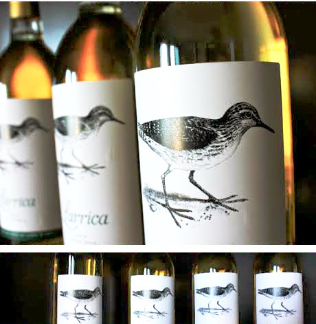 Seabird Wine Labels