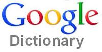Google Dictionary Benefits