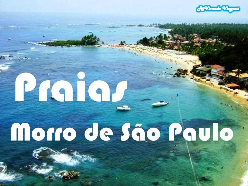 Resultado de imagem para PRAIA DO MORRO DE S. PAULO
