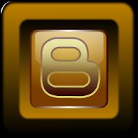 Blogger Comment Logo Gold