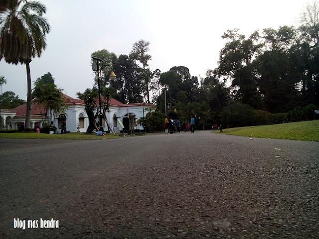 Jalan-Jalan Ke Kebun Raya Bogor - Blog Mas Hendra