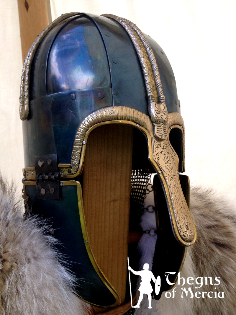 About Anglo Saxon Helmets - Honoursboards.co.uk