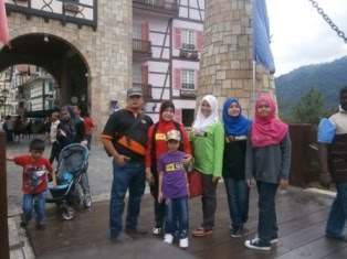 Bukit Tinggi Aug 2014