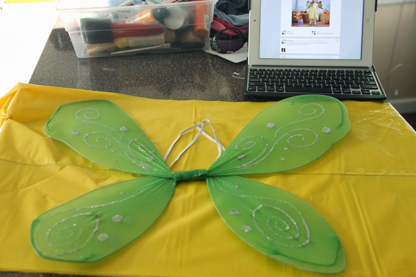 Create. Cook. Teach.: Very Hungry Caterpillar Butterflies
