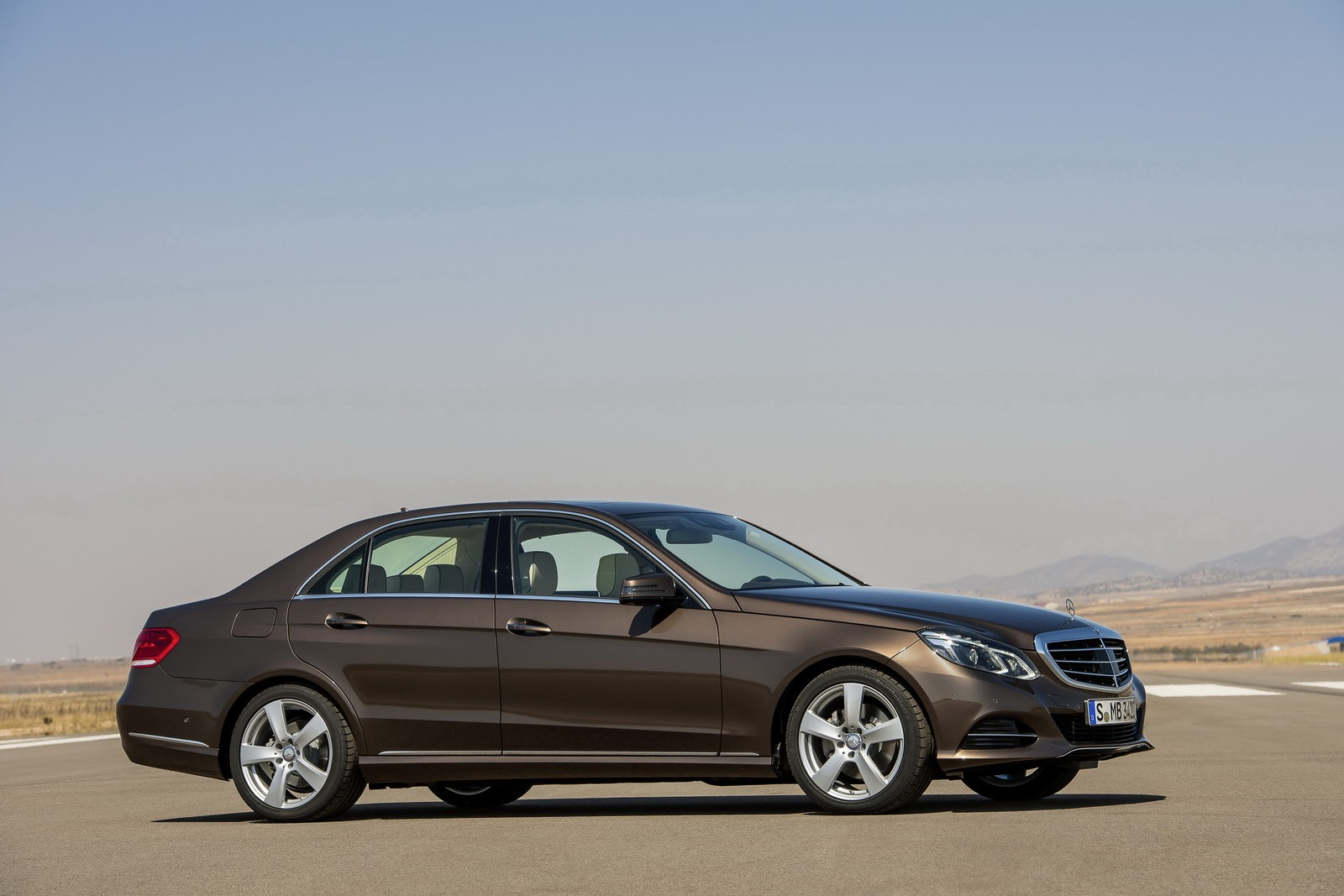In4ride mercedes benz e class facelift for 2013 for Mercedes benz e class 2013