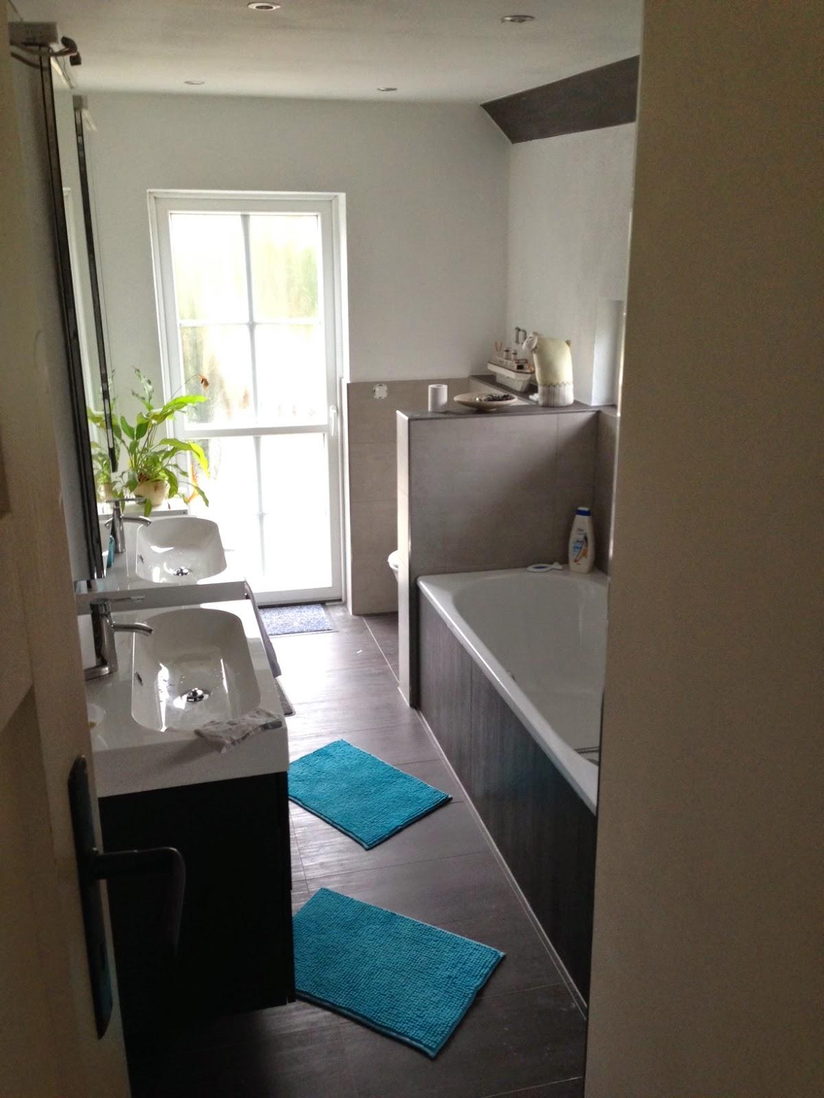 gerda 39 s machen bauen leben lieben n hen gl ck vorher nachher das badezimmer und der. Black Bedroom Furniture Sets. Home Design Ideas