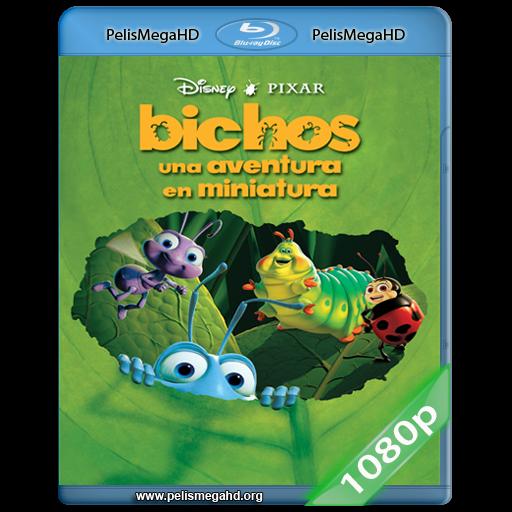 BICHOS, UNA AVENTURA EN MINIATURA (1998) FULL 1080P HD MKV ESPAÑOL LATINO