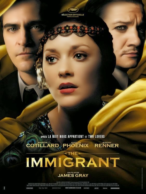 The Immigrant 2013 ταινιες online seires xrysoi greek subs
