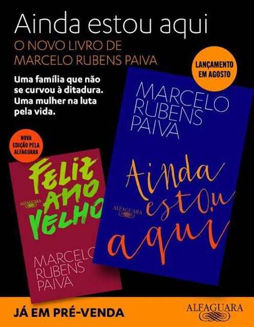 [Lançamento] Nova edição pela Alfaguara do livro Feliz ano velho | Marcelo Rubens