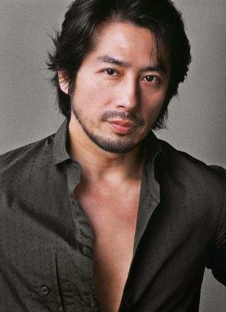 Gambar Hiroyuki Sanada