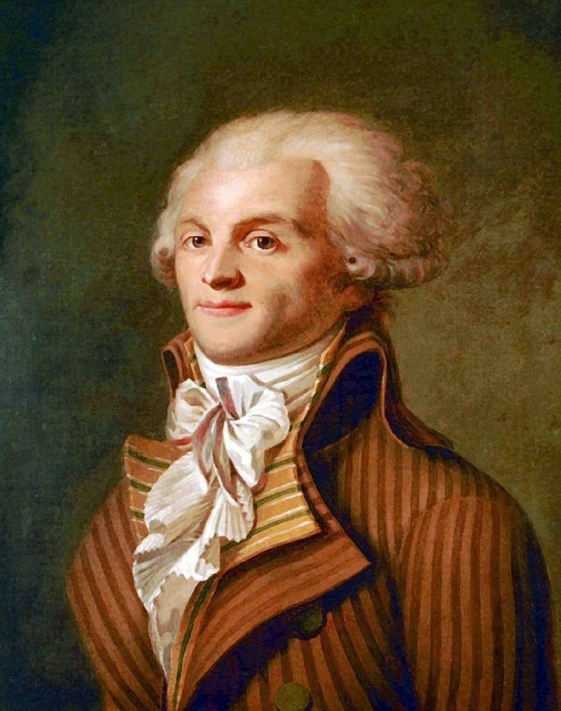 ÉCOLE FRANÇAISE DU XVIIIE SIÈCLE, PORTRAIT DE MAXIMILIEN ROBESPIERRE, MUSÉE CARNAVALET.