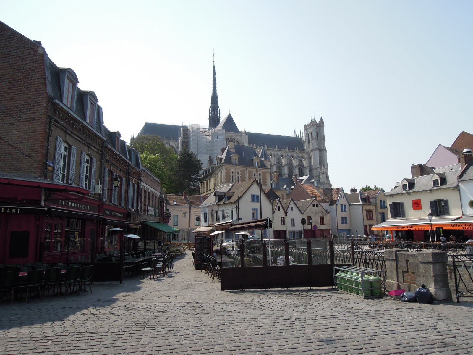 Top world travel destinations amiens france for Best vacation spots in france