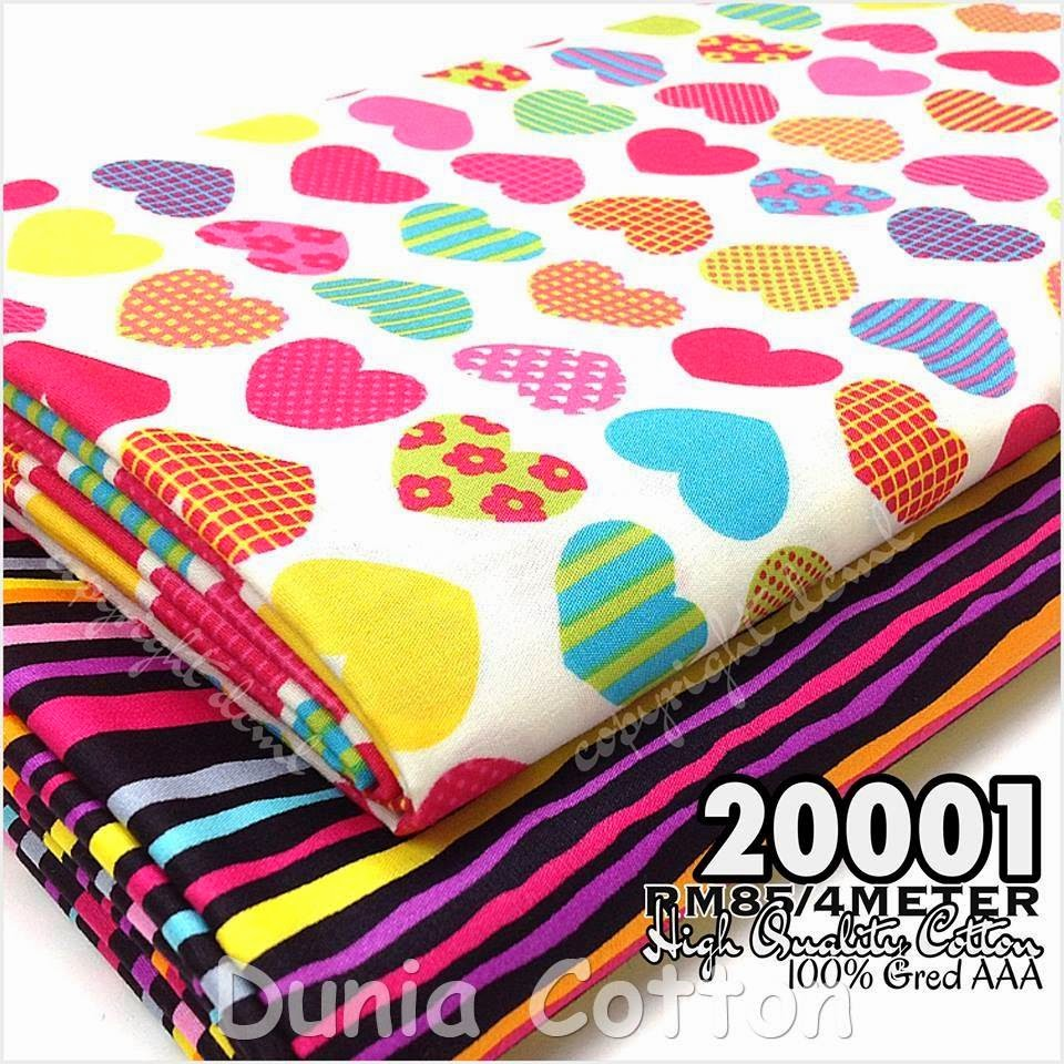 Album 20000 English Cotton Gred AAA Matching