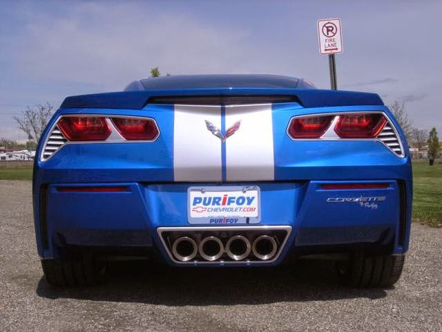 2014 Corvette Custom at Purifoy Chevrolet