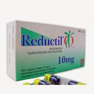 Reductil 15 mg Sibutramin EU