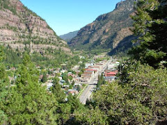 Home Base -- Ouray, Colorado