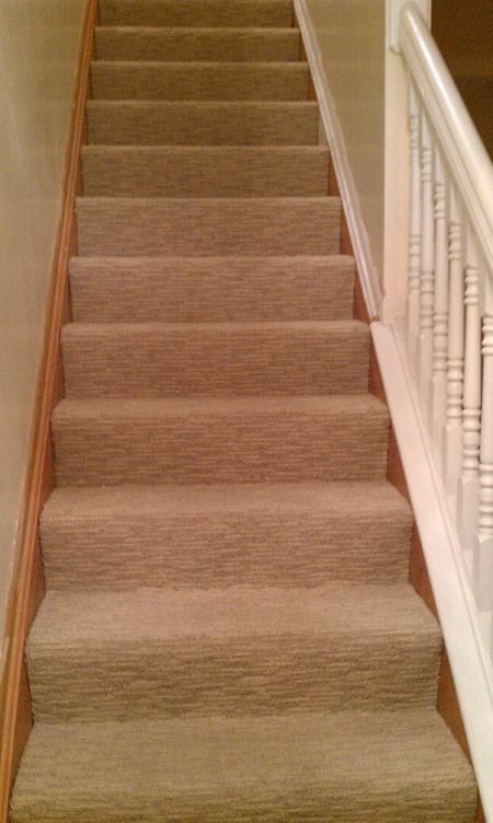 Many Moments Of Me Finally New Carpet Upstairs