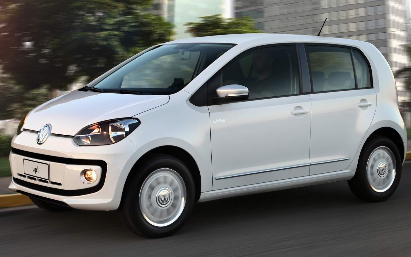 Volkswagen up! - opinião dos proprietários