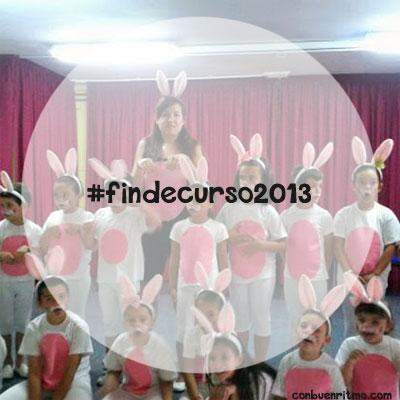 #findecurso2013