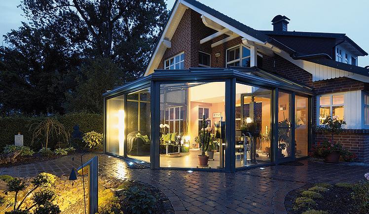 Lekune terraza cristal o de tipo invernadero - Invernaderos de cristal ...