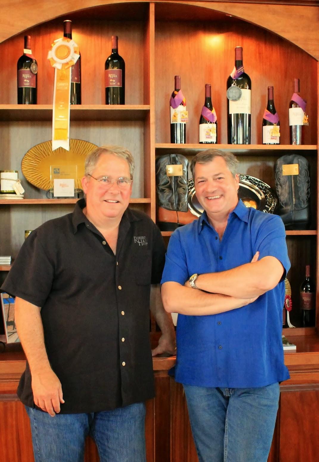 Boozehoundz Tasting With Don Brady Winemaker At Robert